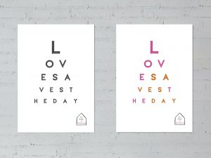 Love saves the day posters