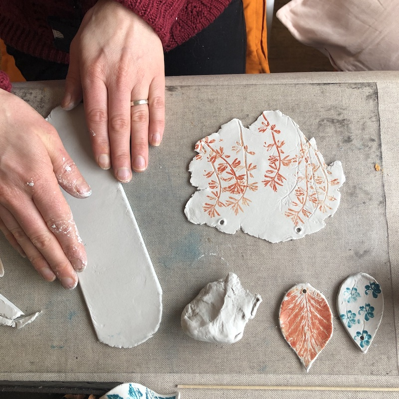Clay making