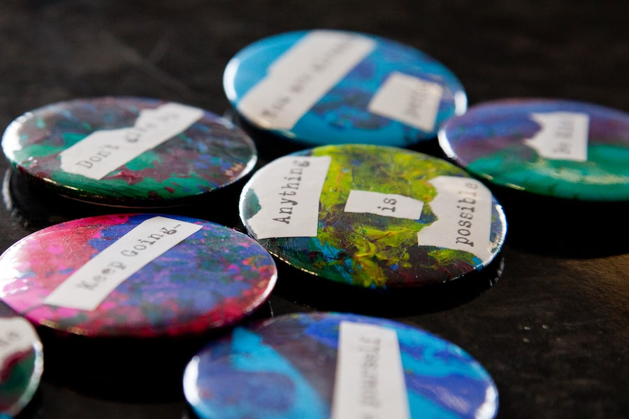 Kindness badges